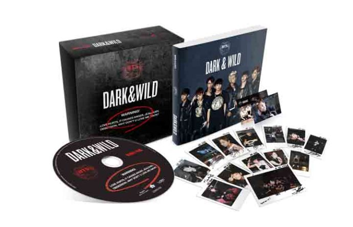 BTS [CD] BTS 1st Album Dark & Wild 2 bts_darkwild