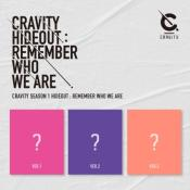 Others CD Cravity Album SEASON1 HIDEOUT REMEMBER WHO WE ARE