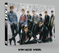 Exo LIMITED EDITION CD Exo Dont Mess Up My Tempo Vivace ver