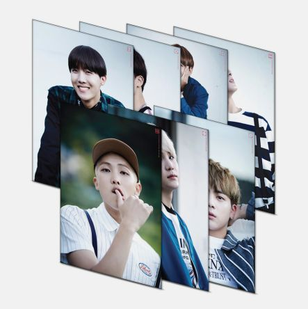 BTS [OFFICIAL GOODS] BTS Official Goods 화양연화 ON STAGE : Poster 1 product_6_147072194074515